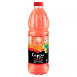 Cappy pulpy de grapefruit 330ml