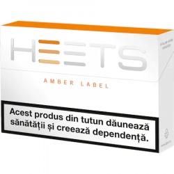 Heets Amber Label image