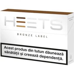 Heets Bronze Label image