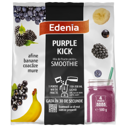 Edenia Mix Smoothie Purple Kick 500g image