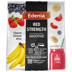 Edenia Mix Smoothie Red Strength 500g image