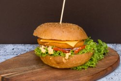 Meniu Cheeseburger de pui