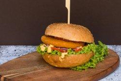 Hamburger de pui