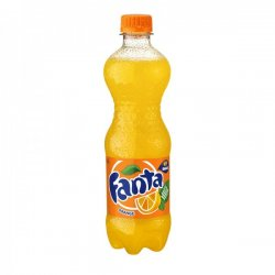 Fanta Orange - 500ml image