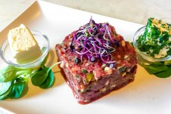 Biftec tartar  image
