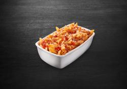 Chicken Tomato Chili Pasta