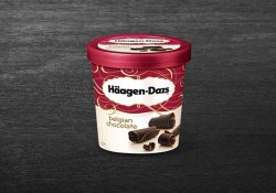 Häagen-Dazs Ciocolata Belgiana