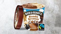 Ben & Jerry`s Blondie Brownie image