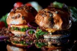 Baconator Burger image