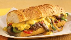 Philly Cheesesteak & Fries image