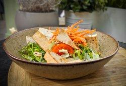 Salată cu Tofu