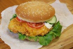 Meniu Crispy Chicken Burger