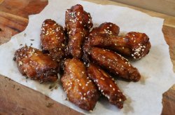 Combo Sticky Wings