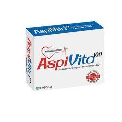 AspiVita 100, 30 capsule, Sanience