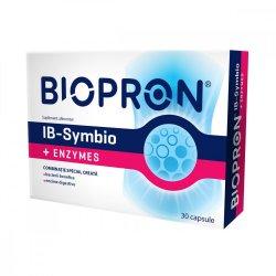 Biopron IB-symbio + Enzymes, 30 capsule, Walmark