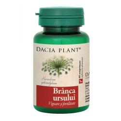 Branca Ursului, 60 comprimate, Dacia Plant