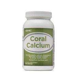 Calciu Coral (553722), 180 capsule, GNC