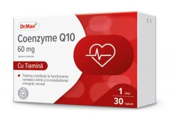 Dr.Max Coenzyme Q10 60mg 30cps moi