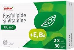 Dr.Max Fosfolipide si vitamine 30cps