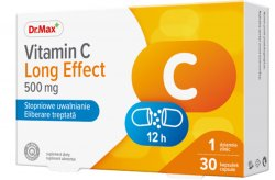 Dr.Max Vitamin C Long Effect 500mg 30cpr