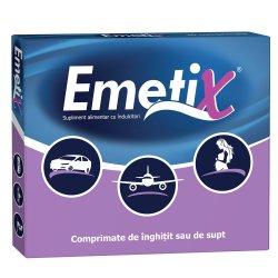 Emetix, 20 comprimate