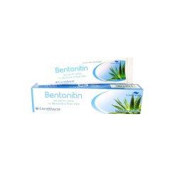 Gel pentru piele cu bentonita si aloe vera Bentonitin, 40 g,..