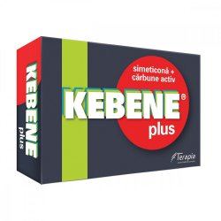 Kebene Plus, 20 comprimate, Terapia