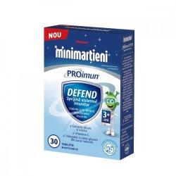 Minimarțieni PROimun Defend 3+ ani, 30 tablete, Walmark