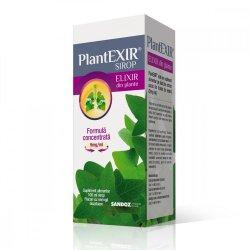 PlantEXIR sirop, 100 ml, Sandoz