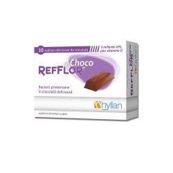 Refflor Choco, 10 tablete, Hyllan