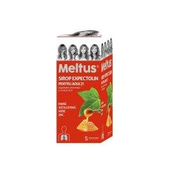 Sirop expectolin pentru adulti Meltus, 100 ml, Solacium Pharma
