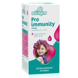 Sirop Pro Immunity Alinan, 150 ml, Fiterman Pharma