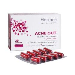 Supliment alimentar pentru ten gras cu tendinta acneica Acne..