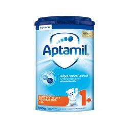 Aptamil 1+ cu Pronutra formulă de lapte de creștere Premium, 1-2 ani, 800 g, Nutricia