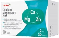 Dr.Max Calcium Magnesium Zinc 30cpr