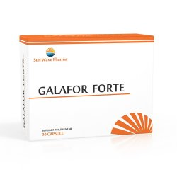 Galafor Forte, 30 capsule, Sun Wave Pharma