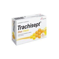 Trachisept Duo Clasic, 16 comprimate, Labormed