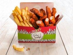 Pui & cartofi  image