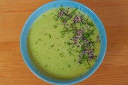 Supă de avocado
