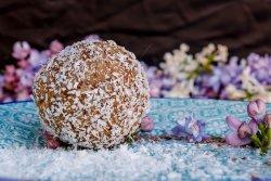 Biluță de cocos cu ghimbir