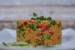 Quinoa cu legume image