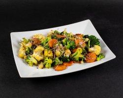 Graten de conopidă și broccoli                                            image