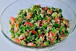 Tabouleh (salată de cous cous)
