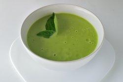 Supă de spanac image
