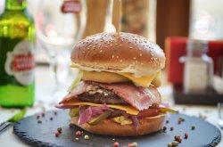 Croco Burger image