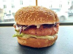 Super Veggie burger  image