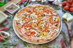 Pizza new croco