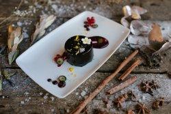 Mousse de ciocolată