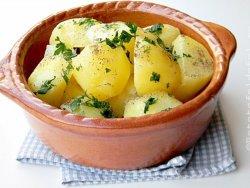 Cartofi natur 200 g  image