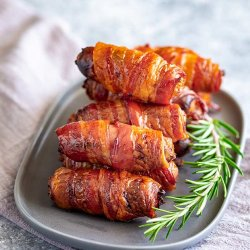 10 buc Mici in bacon 250 g image